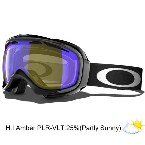 Oakley Polarized Elevate Womens Goggles 2014